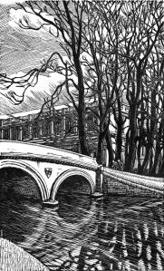 Trinity Bridge, 1937